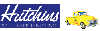 Hutchins TV & Appliance Logo